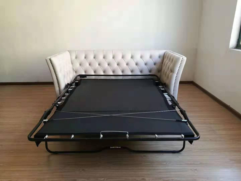 Bi-fold sofa bed mechanism 2560N