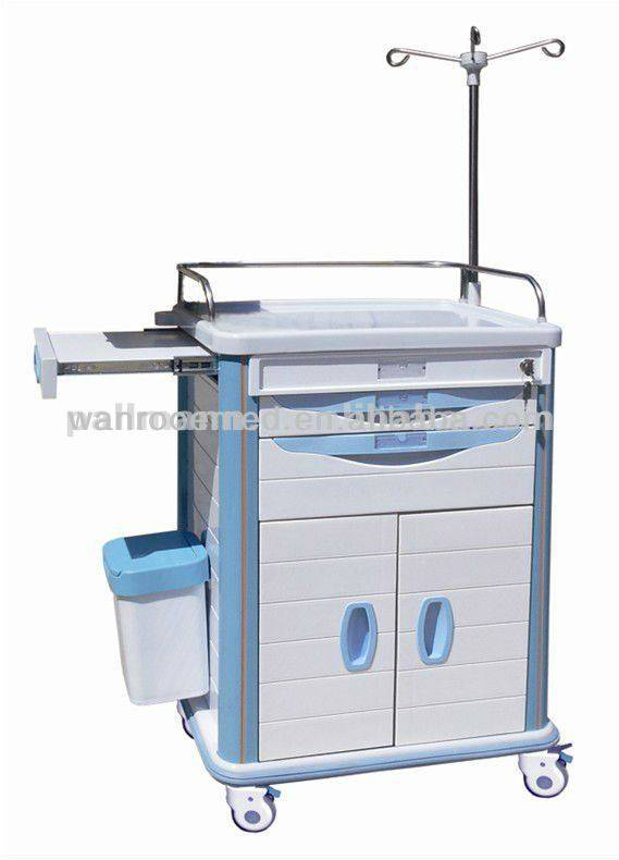 DOUBLE SIZE ABS Medical Cart