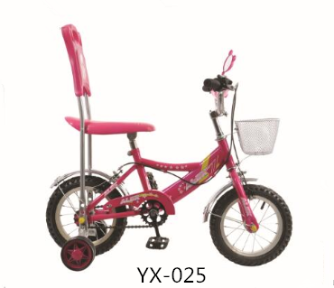 popular 12 inch girls bike,baby mini bike with basket and soft comfortable backrest