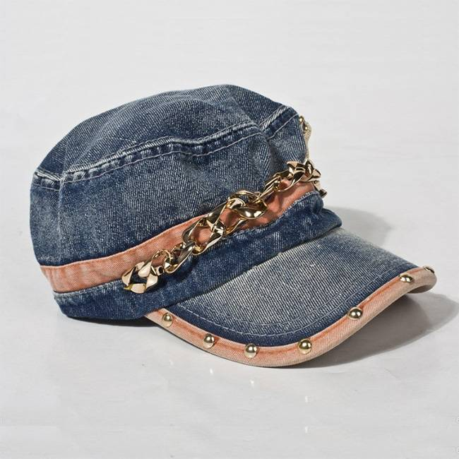 Fashion Cowboy Hats 100% Cotton Women Caps