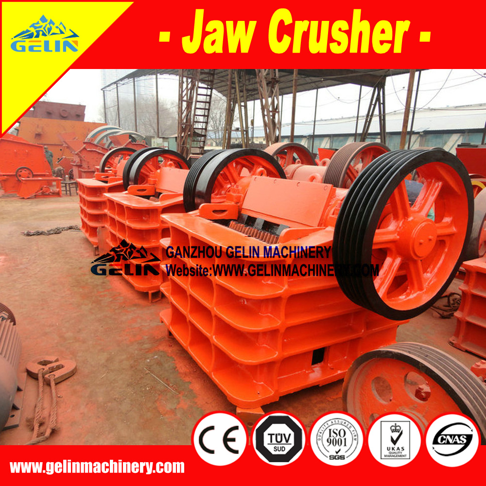 rock gold mining machine-jaw crusher