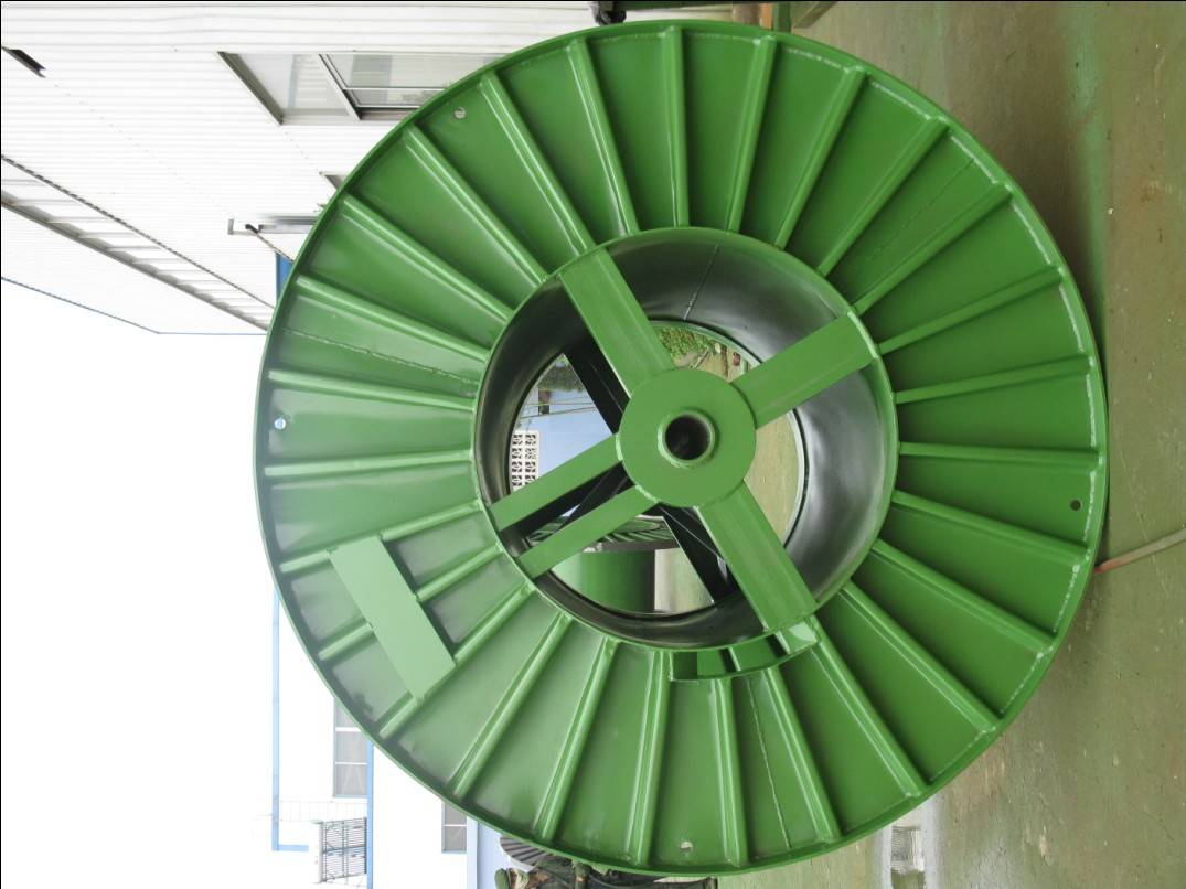 Corrugated Reels cablewire