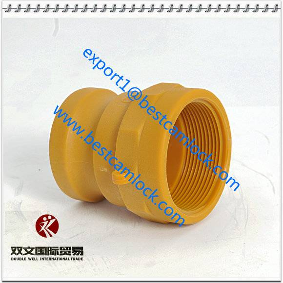 China SUPPLIER High quality nylon camlock couplings  type A