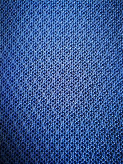 multi color sandwich cool mesh net fabric