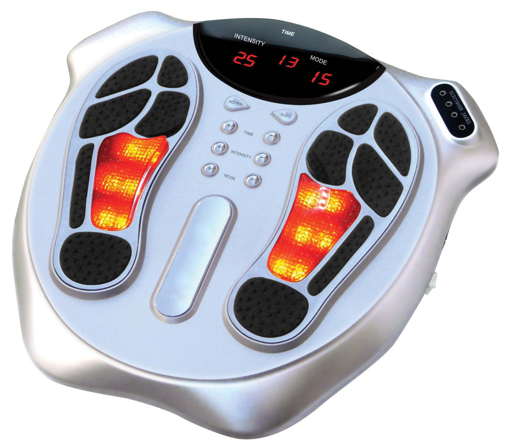 Foot booster foot massager for foot relax and relief ZJM-006CH with Infrared function