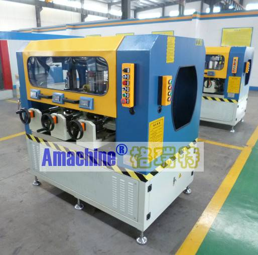 Rolling Machine for thermal break aluminum profile