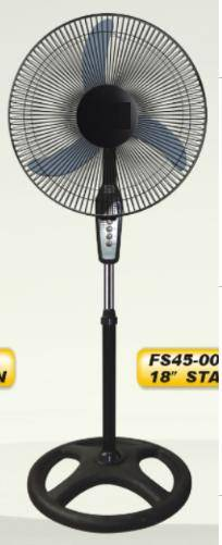 18inch FS45-903 plastic big electric fan