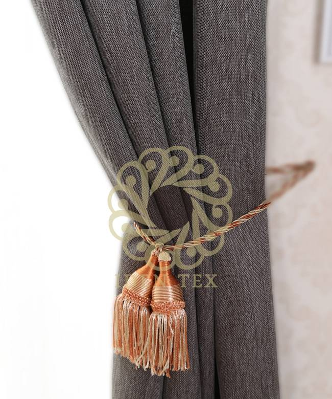Polyester Blackout Curtains