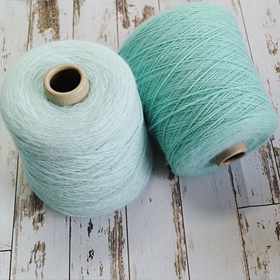 100% Cashmere Yarn 2/46Nm