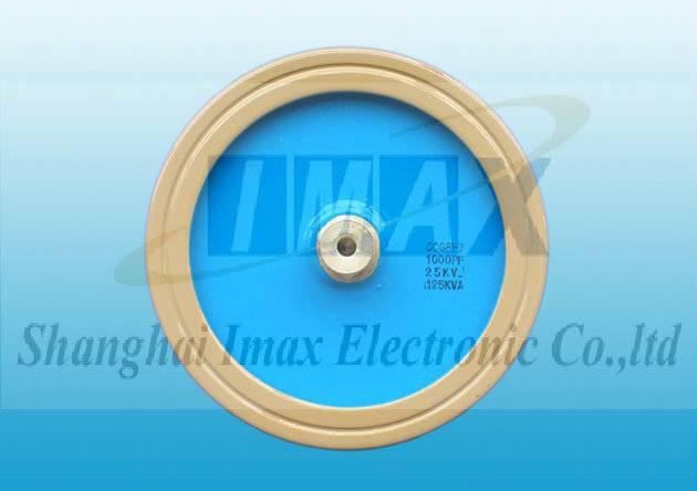 25KV 1000pf 125Kva RF disc capacitor