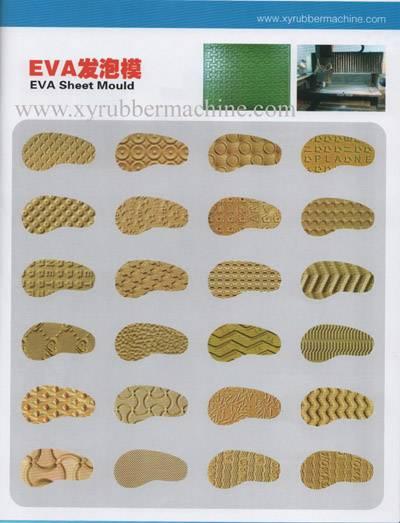 EVA foam mould