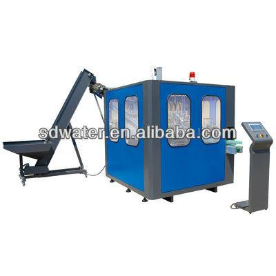 Automatic bottle blow molding machines SD-A4 for sale