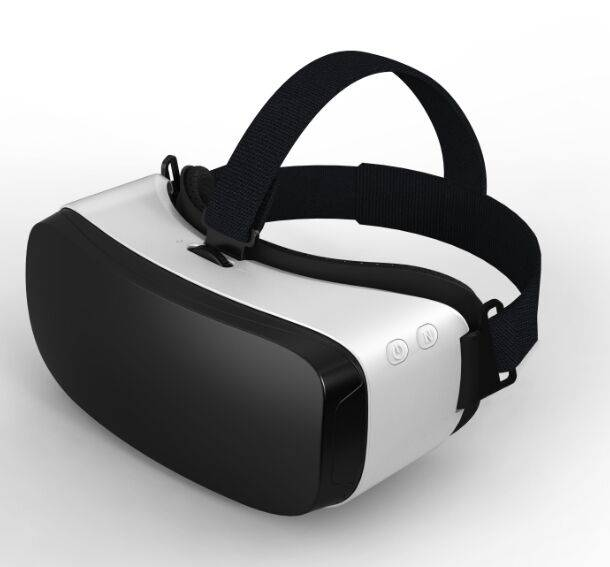 Best selling products 3d glasses all in one vr