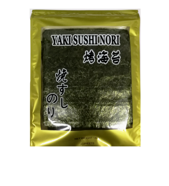Wholesale price four grade yaki sushi nori
