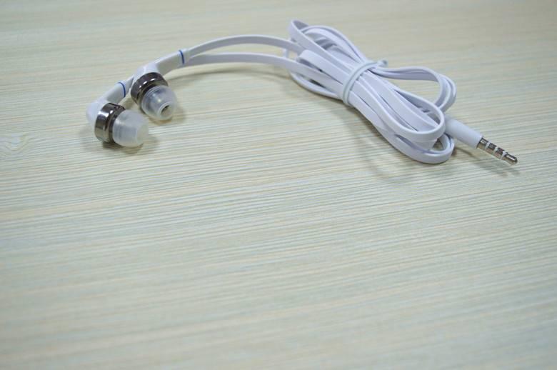 Hot Sale White In-ear Earphones