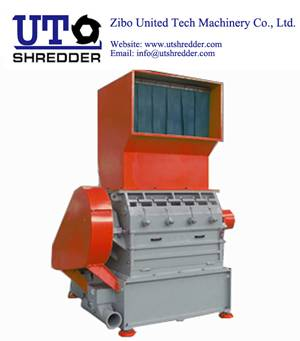 granulator for waste treatment plastic crusher recycling