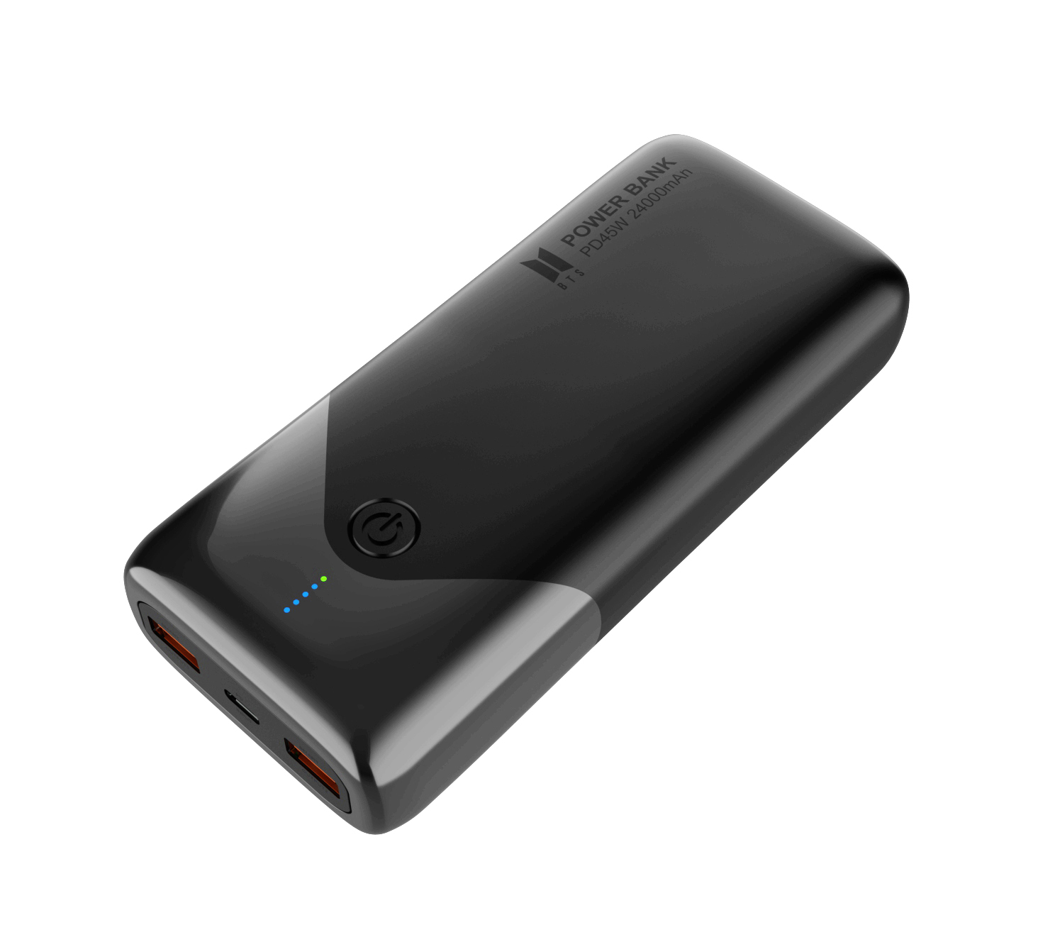 Ultra High Capacity Portable Mobile Fast charge POWER BANK PD45W 24000mAh