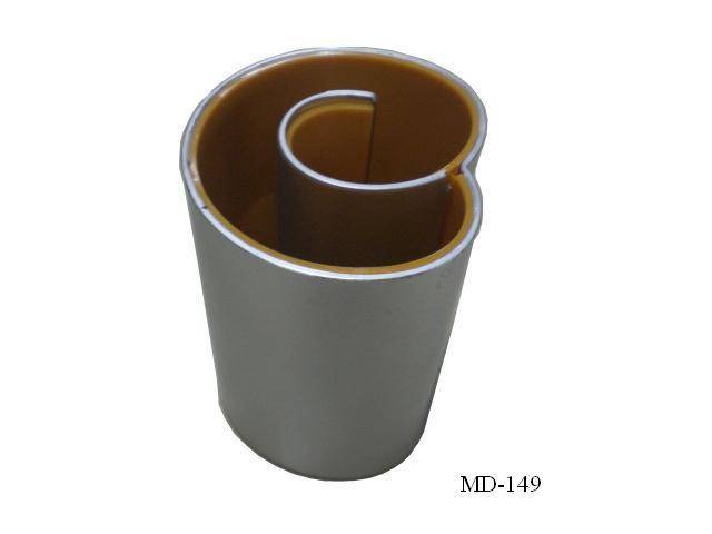 Stationery items- plastic pencil cup (MD-149)