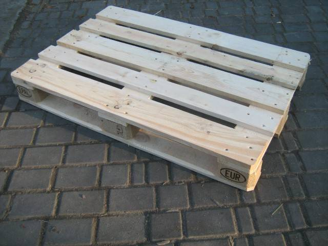 New/used epal euro pallets with certificate for sale