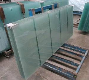 clear float glass 2mm to 6mm