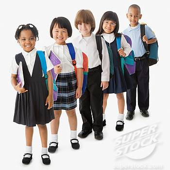 School Uniform Students Uiform Primary