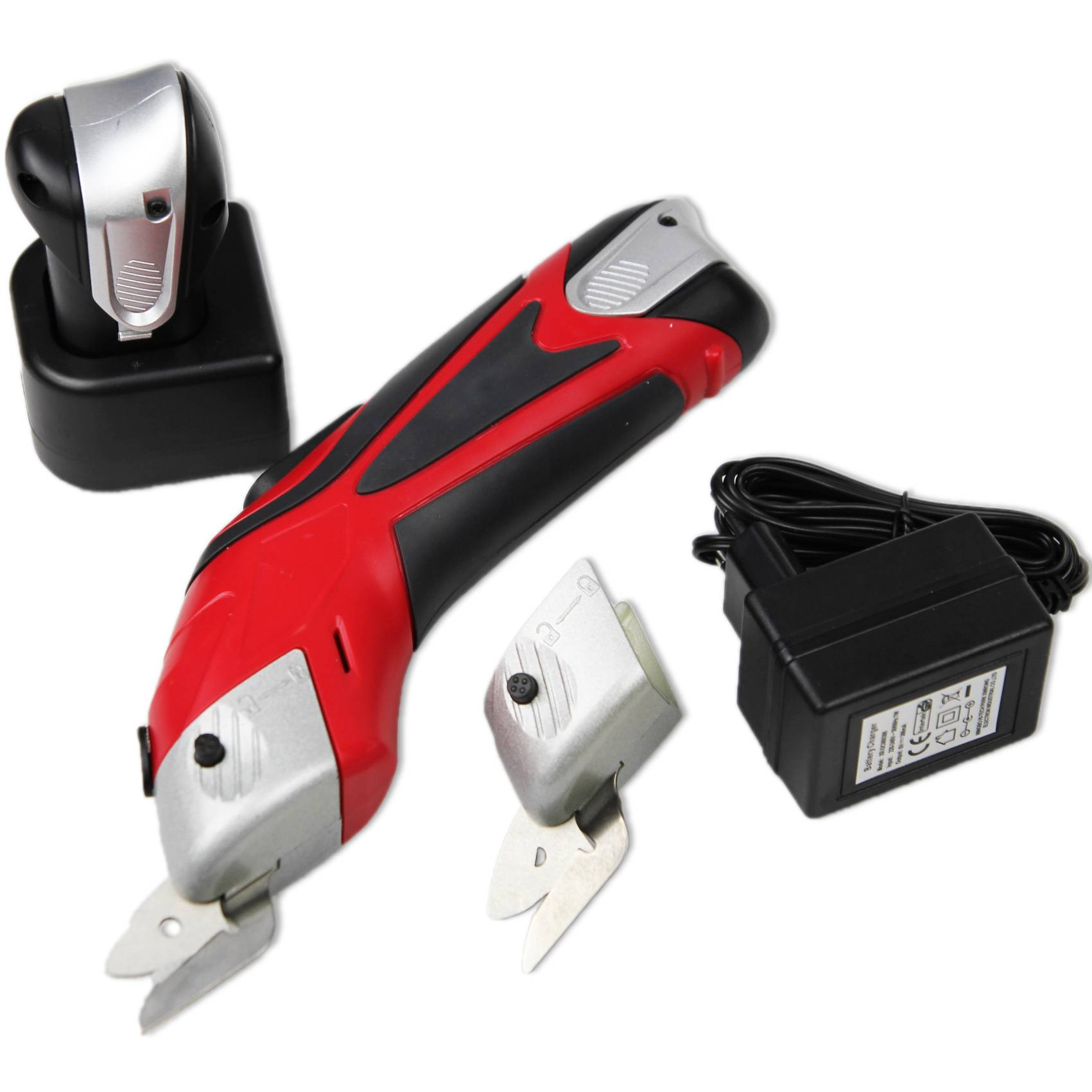 Battery cordless electric scissors