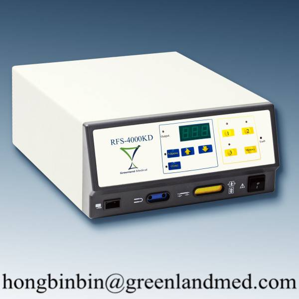 Radiofrequency Ablation Cautery Unit with Best Price