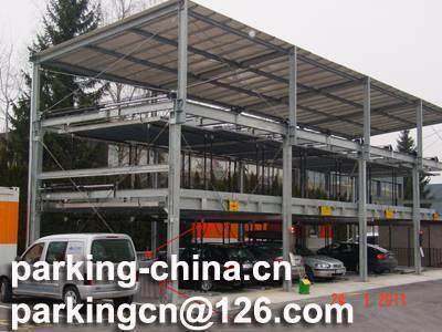 parking system 3 levels