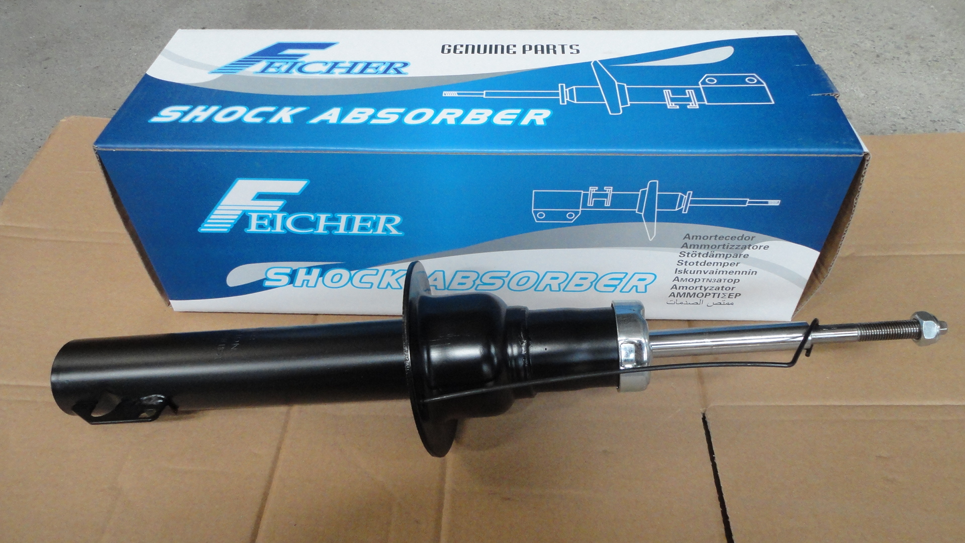 JEEP COMMANOER F Shock Absorber