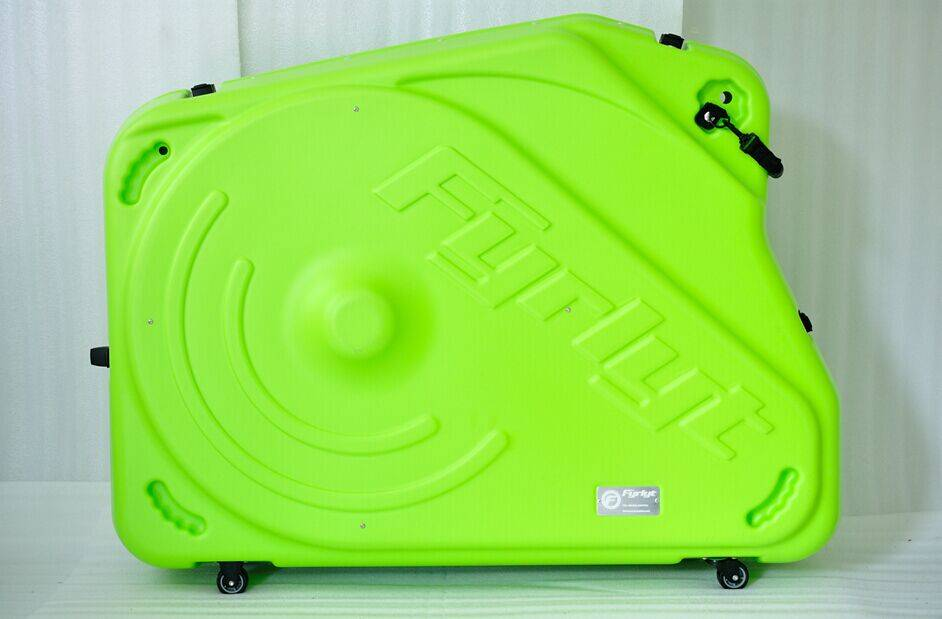 Green Road bike case for bicycle transport