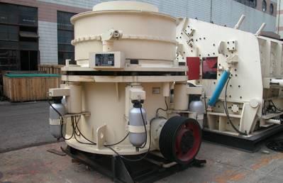 HPC Hydraulic Cone Crusher