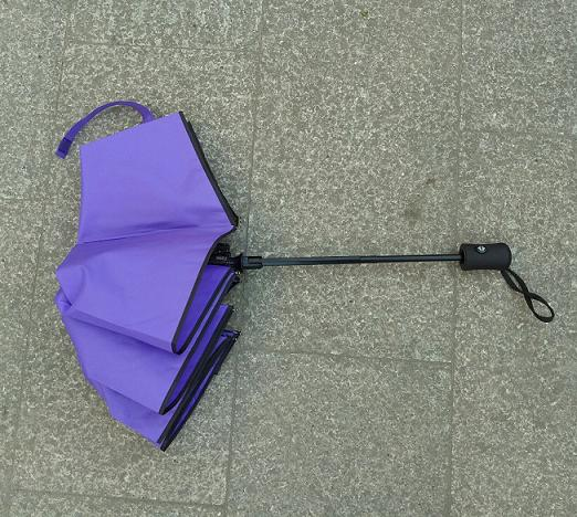 3 auto open/close fold umbrella