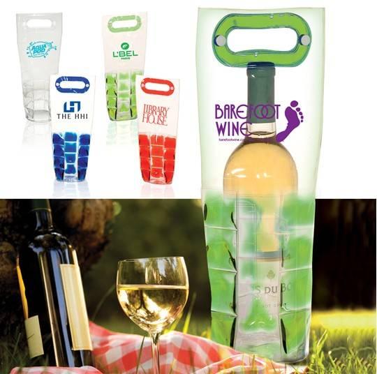 Wine Chiller Bag/champagne bottle tote cooler bag/wine cooler bag/wholesale insulated cooler bag