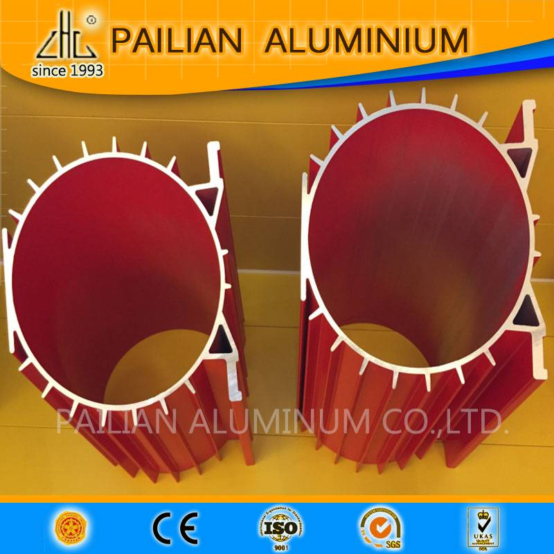 Wow ! aluminium profiles for heatsink ,aluminium powder coating heatsink extrusion profiles china ma