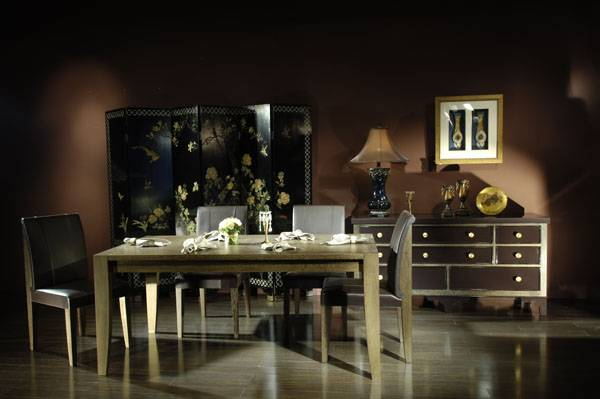JLC dining table - Shanghai JL&C Furniture - High-end home furniture & hotel furniture