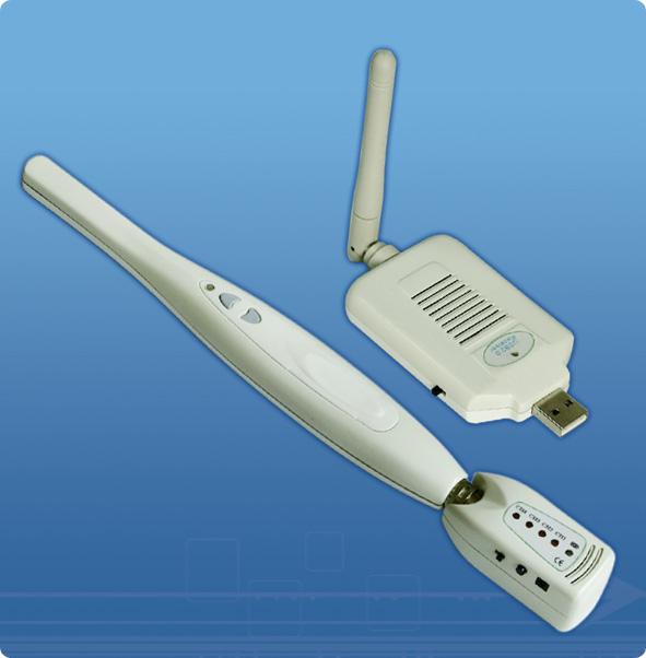 USB wireless intraoral dental camera/oral camera