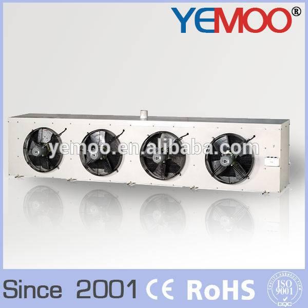 DJ series green evaporator high effect evaporative air cooler with four motors