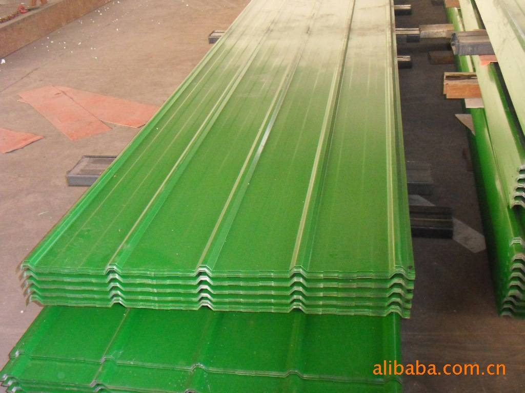 color coated zinc roofing sheet