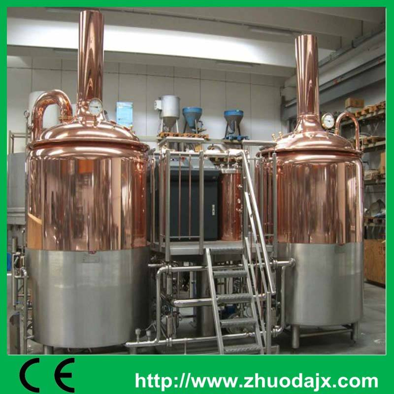 Alibaba Gold suplier electric heating way 300L beer brewery system