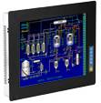 """17 """"LCD industrial panel PC"""