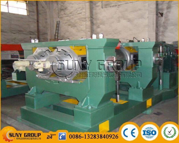 Rubber powder mill machine