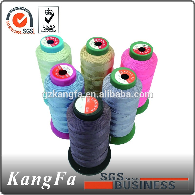 high tenacity 100% polyster sewing thread
