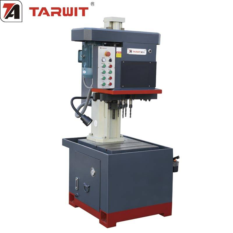 Professional ZB5223*6 vertical multi-spindle drilling machine