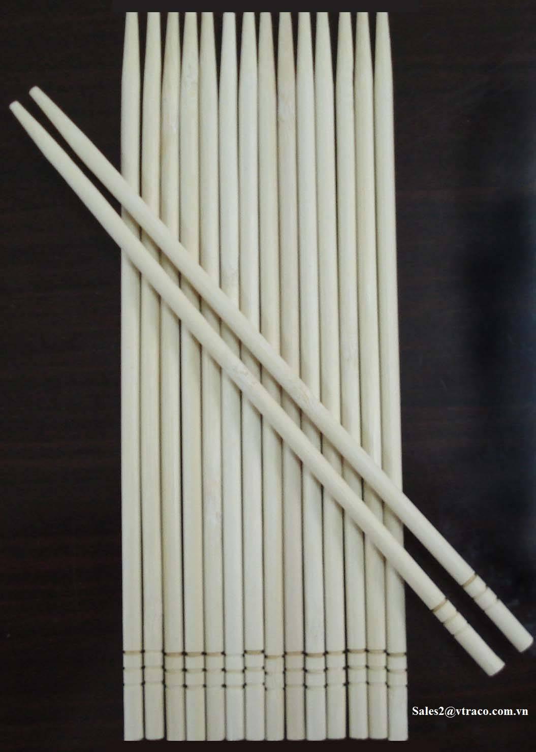 Bamboo chopsticks
