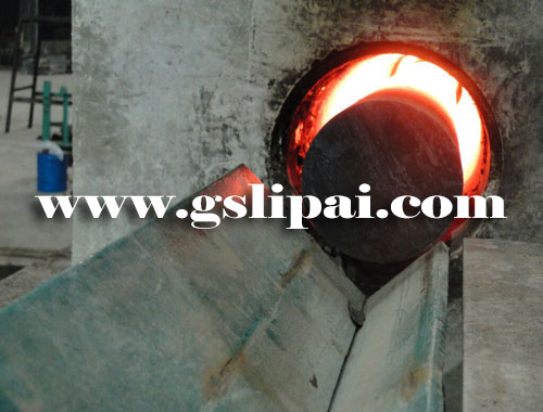 high-frequency steel bar forging furnace