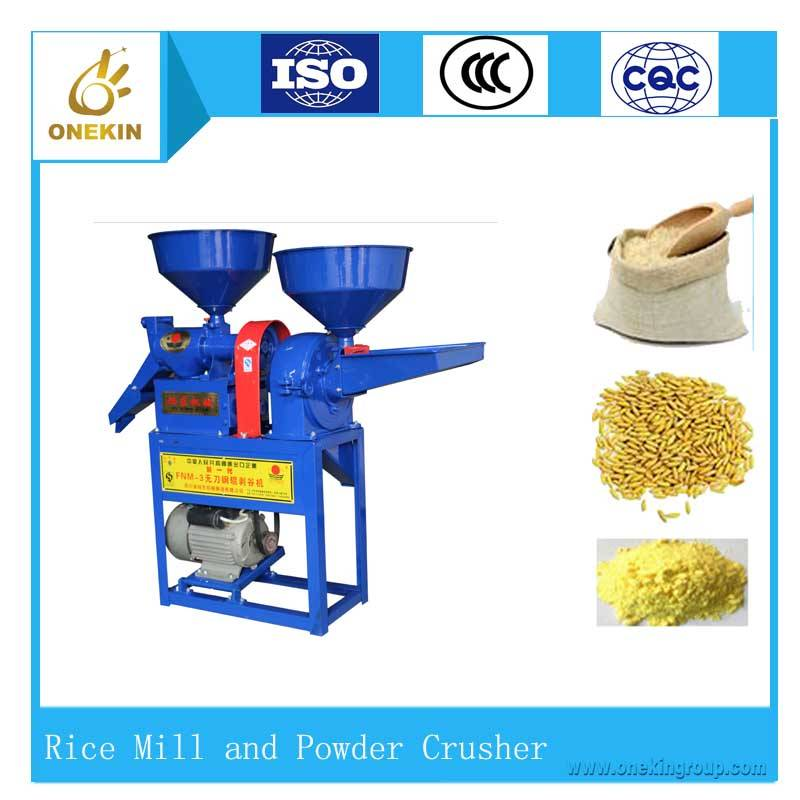 6N40-21Rice Mill and Powder Crusher