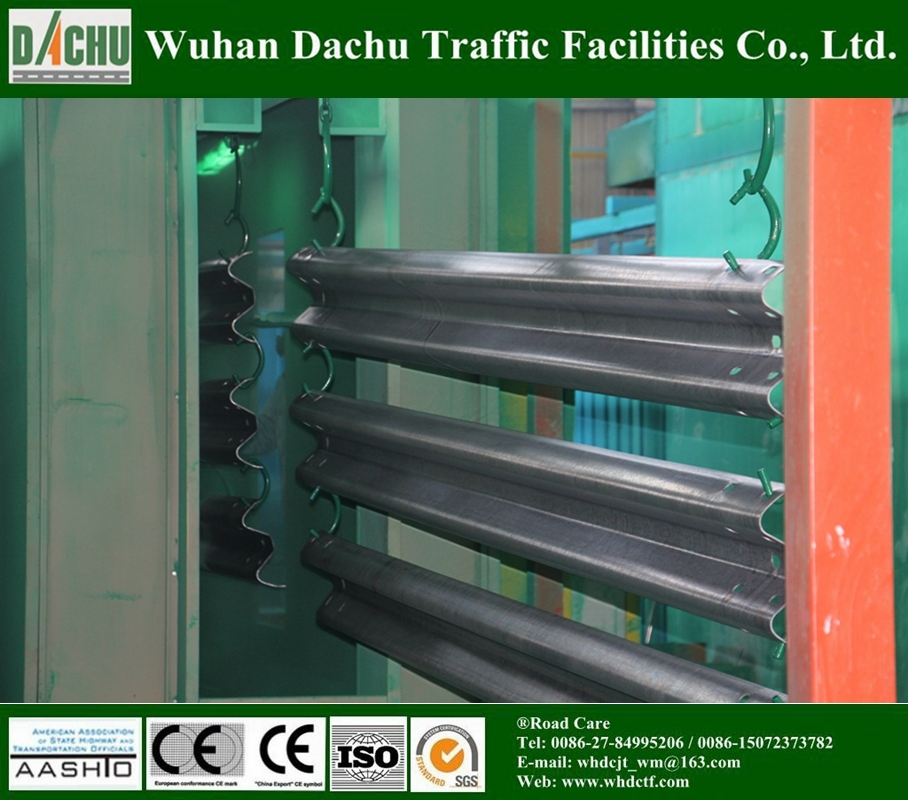 AS NZS W-Beam Guardrail from China