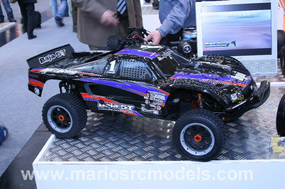HPI BAJA 5T Monster Truck Rc Car RTR