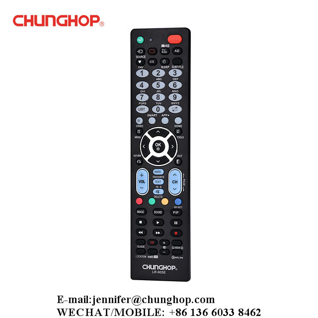 Chunghop LR-905E Single Brand Smart TV Remote Control Replacement For LG Brand
