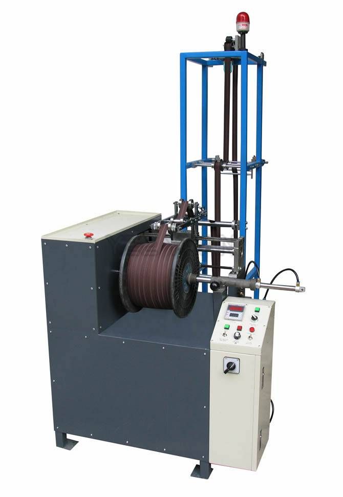 Automatic Flat Tape coiling machine/ Bandlet Winding Machine